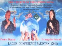 Ladies Pakistan Conference Poster
